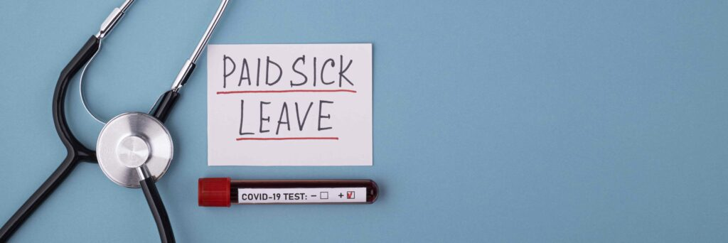 UPDATES TO COVID PAID SICK LEAVE